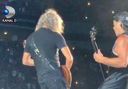 VIDEO | Moment impresionant la concertul Metallica de pe Arena Națională