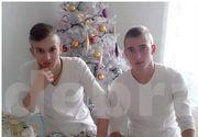Ei sunt cei doi fraţi morți în accidentul din Brăila! Maşina în care se aflau s-a făcut scrum