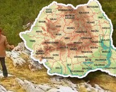 VIDEO   La pas, prin munții României. Celebru jurnalist străin, fascinat de țara noastră