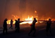 Atenţionare de călătorie emisă de MAE: În Portugalia este risc maxim de incendii de vegetaţie, din cauza temperaturilor ridicate