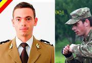 Bogdan, un tânăr militar din Ploieşti, a murit la numai 24 de ani
