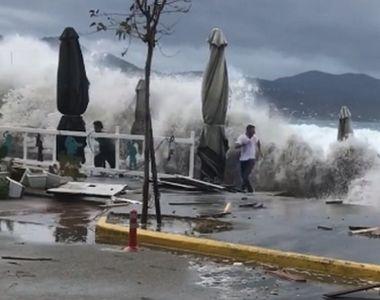 Atenţionare de călătorie emisă de MAE: În Grecia sunt aşteptate ploi torenţiale,...
