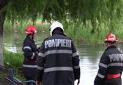 Un bărbat a murit după ce s-a aruncat în Someşul Mare, într-o zonă unde apa nu era adâncă, şi s-a lovit la cap