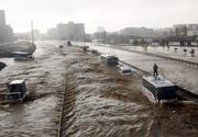 Un mort în ploi diluviene la Istanbul