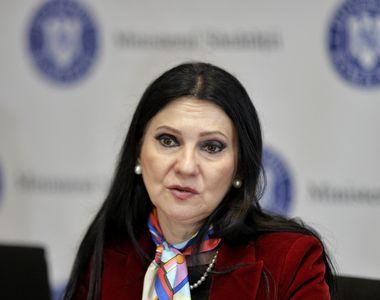 Sorina Pintea, în drum spre Spitalul de Neuropsihiatrie Săpoca pentru a coordona...