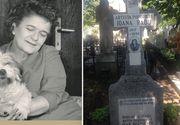 Așa arată mormântul marii artiste Ioana Radu! Regina romanțelor își doarme somnul de veci la cimitirul Bellu FOTO