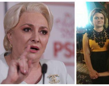 """Mesajul Priemierului Viorica Dăncilă pentru familia Alexandrei Măceșanu:""""Le-am..."""