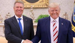 Klaus Iohannis, anunț important despre admiterea Românei în programul Visa Waiver, după întâlnirea cu Donald Trump
