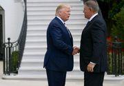 Trump, despre corupţia din România: Preşedintele Iohannis face o treabă foarte bună