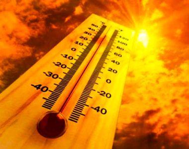 Informare meteorologică de disconfort termic ridicat, de miercuri până vineri