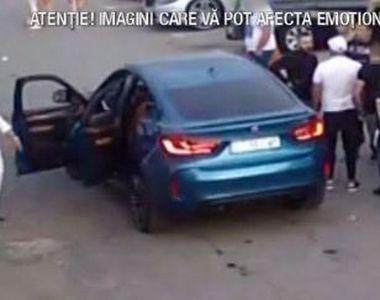 VIDEO | Reglarea de conturi dintre interlopii din Mamaia nu s-a încheiat. Cei implicați...
