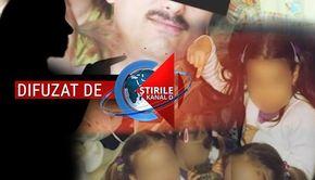 VIDEO | Secretele tatălui acuzat că și-a violat fiicele. Ar fi agresat sexual și alte copile