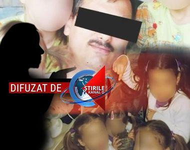 VIDEO | Secretele tatălui acuzat că și-a violat fiicele. Ar fi agresat sexual și alte...