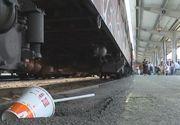 VIDEO | Bunul-simț întârzie în trenurile românești