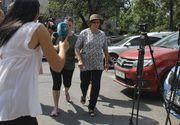 Incidente la DIICOT! Băieții lui Gheorghe Dincă au agresat jurnaliștii