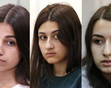 Trei surori din Rusia și-au ucis tatăl abuziv! Povestea lor a impresionat o țară