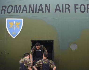 MAE anunţă repatrierea a şase cetăţeni români, împreună cu doi membri de familie ai...