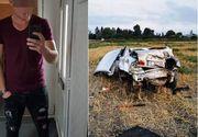 Un tânăr a murit într-un teribil accident! Partenera sa este în stare gravă