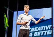 """El este """"copilul digital""""! Cel mai tânăr milionar al Americii e român! Sebastian Dobrincu își dezvăluie povestea incredibilă"""
