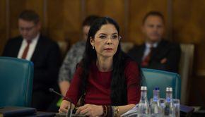 Ana Birchall a fost dată afară de la Ministerul Justiției! Dana Gârbovan, propusă în locul ei