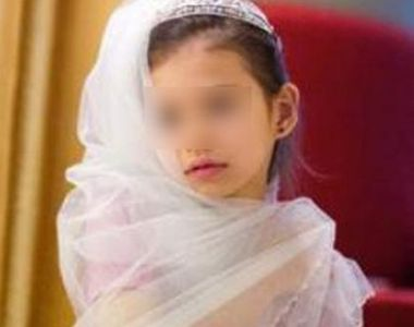 O fetiță de 8 ani, măritată cu forța, a murit în noaptea nunții! Soțul ei avea 40 de ani