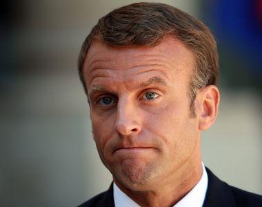 """Macron îl acuză pe Bolsonaro că a """"minţit"""" cu privire la lupta împotriva modificărilor..."""