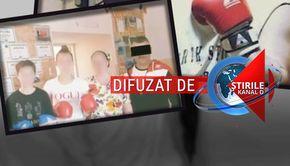 VIDEO | Campioane la box, agresate de un polițist. Bărbatul era antrenorul lor