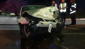 Șoferul unui cântăreț de manele celebru, accident mortal în staţiunea Mamaia. Un mort și patru răniți