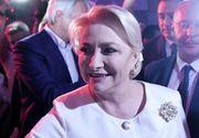 """VIDEO  Viorica Dăncilă, candidatul PSD la prezidențiale: """"Am convingerea că pot câştiga în faţa lui Klaus Iohannis"""""""