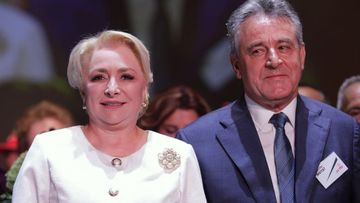 Prima declarație de presă a soțului Vioricăi Dăncilă: O iubesc și voi fi alături de ea
