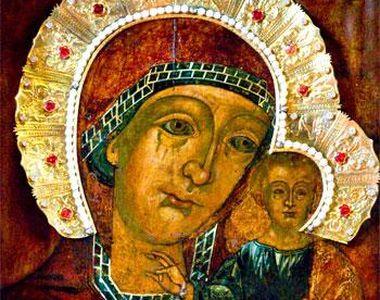 Icoana de la Mănăstirea Ghighiu, unde s-a rugat Elena Udrea ca să rămână însărcinată,...