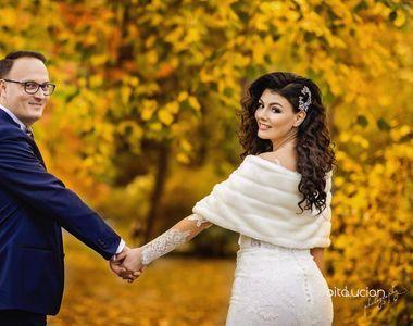 Cum a fost la nunta lui Alexandru Cumpănaşu cu femeia care i-a devenit secretară!...