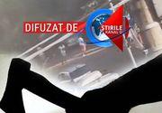 VIDEO | Răfuială ca-n filmele cu mafioți lângă București. Două clanuri rivale au dus o luptă sângeroasă