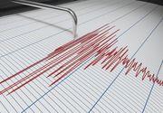 Cutremur cu magnitudinea 3,6 pe Richter, în judeţul Vrancea