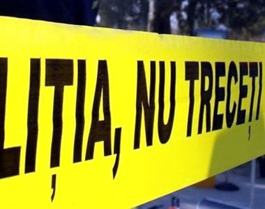 Crimă îngrozitoare, în Dâmbovița! Rupt de beat, un bărbat și-a înjunghiat fiul direct...