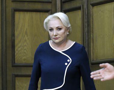 """Viorica Dăncilă: """"PSD va merge înainte cu guvernarea ţării şi alături de noi vor..."""