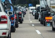 CNAIR: Trafic îngreunat în PTF Calafat-Vidin, unde se instalează sisteme de monitorizare a traficului