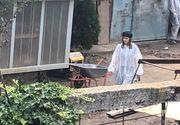 VIDEO   Dincă, apărat de o femeie. Imagini cu tânăra avocată