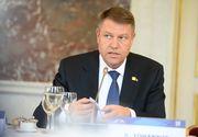 Klaus Iohannis va face miercuri o declaraţie despre criza politică din România