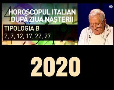 HOROSCOP. Mihai Voropchievici, incursiune în viitor: horoscopul italian pentru 2020
