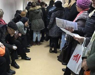 Amenzi pentru spitalele unde pacienții de la urgențe sunt lăsați să aștepte cu orele pe...