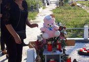 Cum arată mormântul tinerei incendiate în Buzău! Mama fetei, mesaj sfâșietor