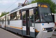 Când se va relua circulaţia pe linia de tramvai 41