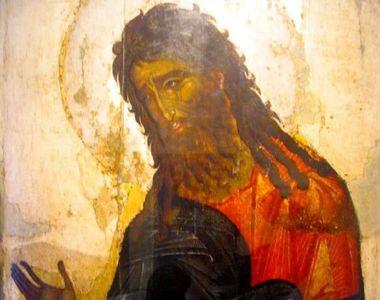 Sărbătoare mare astăzi pentru creștini. Tradiţii şi superstiţii