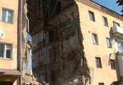 Opt persoane, între care un copil, au murit în Ucraina în urma prăbuşirii unei clădiri