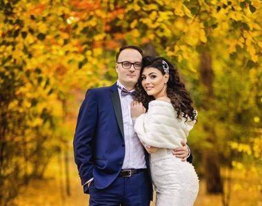 Ce bogată este soţia lui Alexandru Cumpănaşu! Simona şi-a cumpărat teren şi casă...