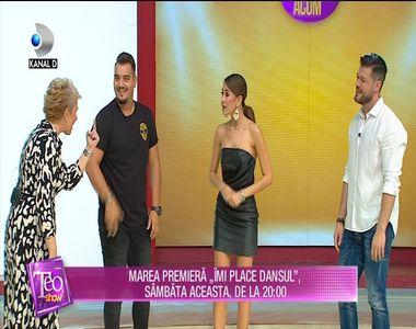 """Cristina – Mihaela Dorobantu, impresionata de concurentii de la """"Imi place dansul"""":..."""