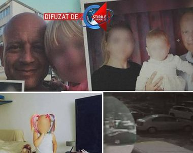 VIDEO | Fetiță răpită de mama rusoaică. Totul a fost filmat și imaginile sunt șocante