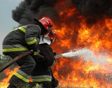 Explozie la o fabrică din București: O persoană a murit şi trei au fost rănite