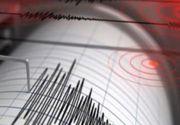 Cutremur puternic în România, vineri dimineață